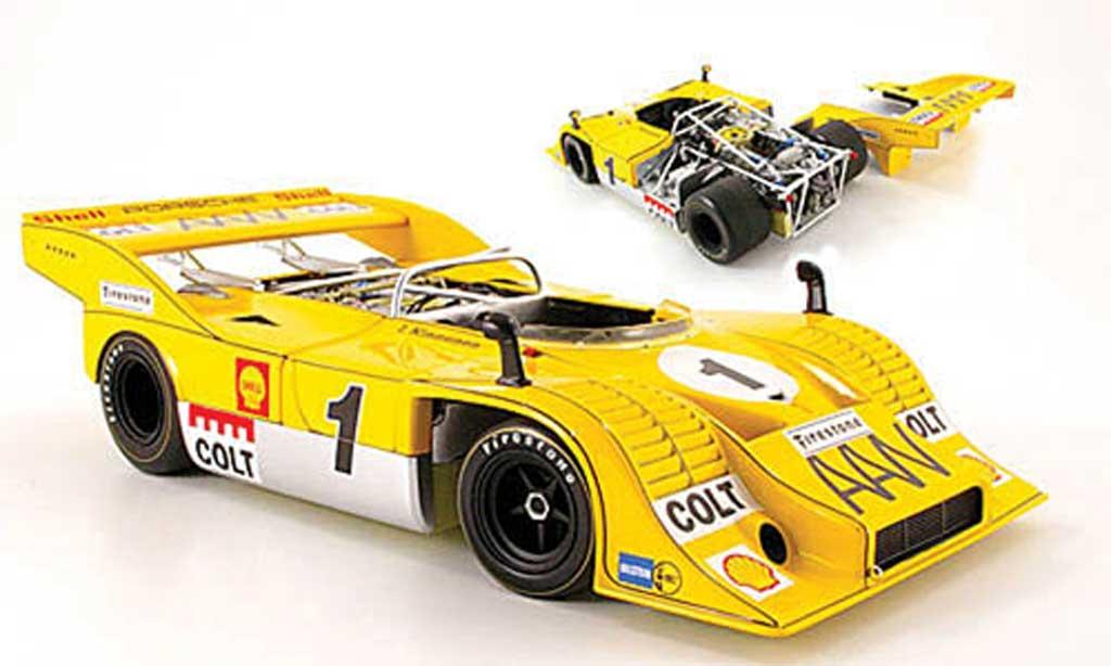 Porsche 917 1972 1/18 Minichamps 10 no.1 s/colt l.kinnunen interserie diecast