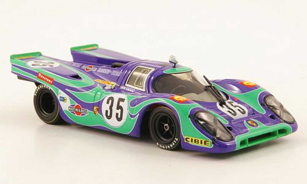 Porsche 917 1970 1/43 Minichamps No.35 Martini Racing 6H Watkins Glen diecast model cars
