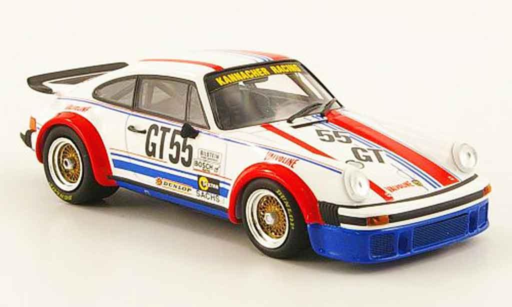 Porsche 934 1/43 Minichamps No.55 Valvoline E.Sindel ADAC 300km EGT 1976 diecast
