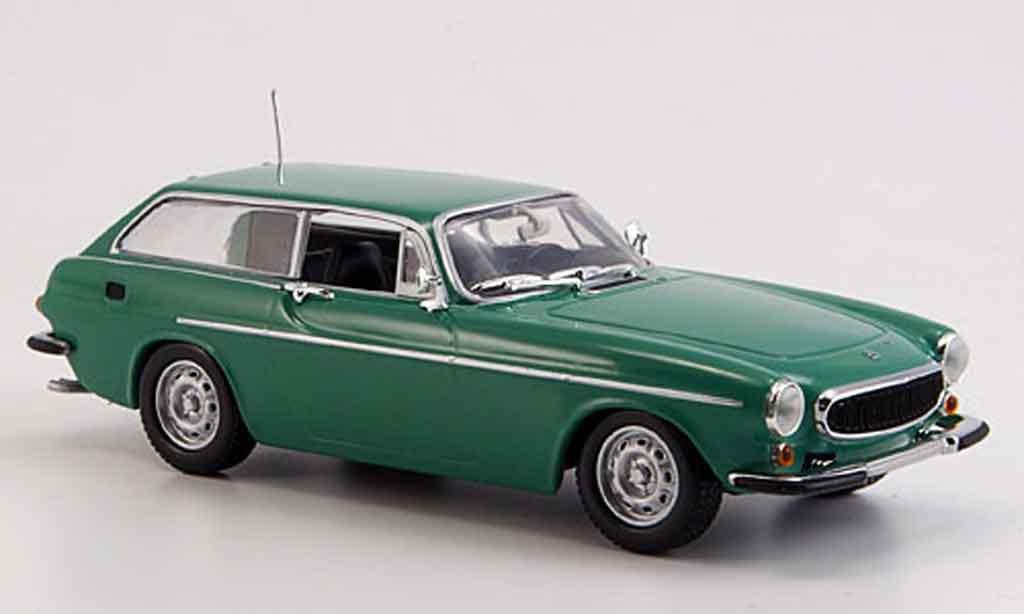 Volvo P1800 1/43 Minichamps ES verte 1971 miniature