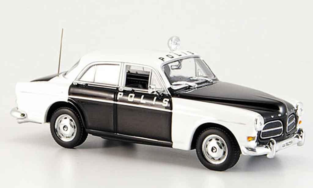 Volvo 121 1/43 Minichamps Amazon 4 Turer police Polis miniature