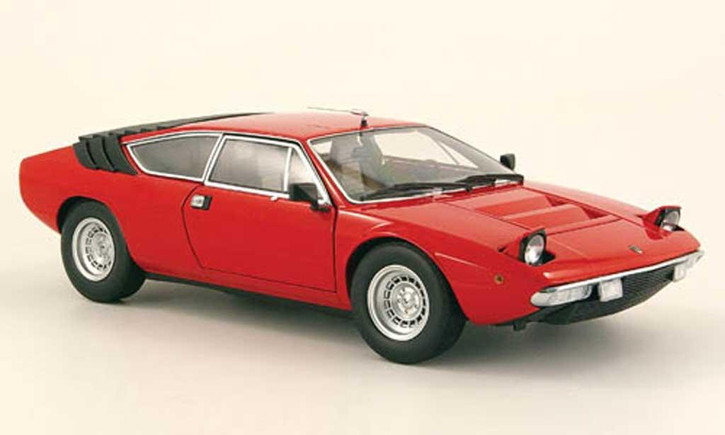 Lamborghini Urraco 1/18 Kyosho p250 red diecast