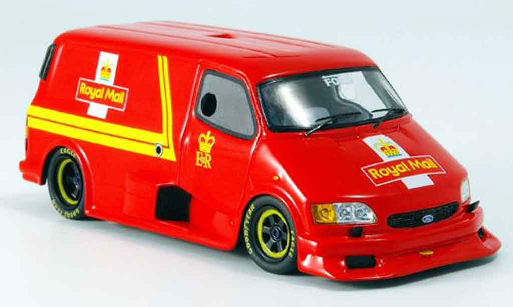 Ford Transit 1/43 Spark Supervan 3 Royal Mail miniature