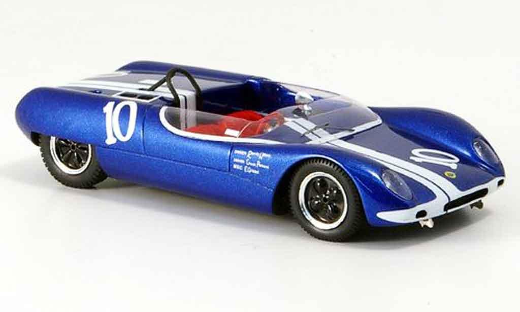 Lotus 23 1/43 Spark no.10 c. parsons sieger laguna seca 1963