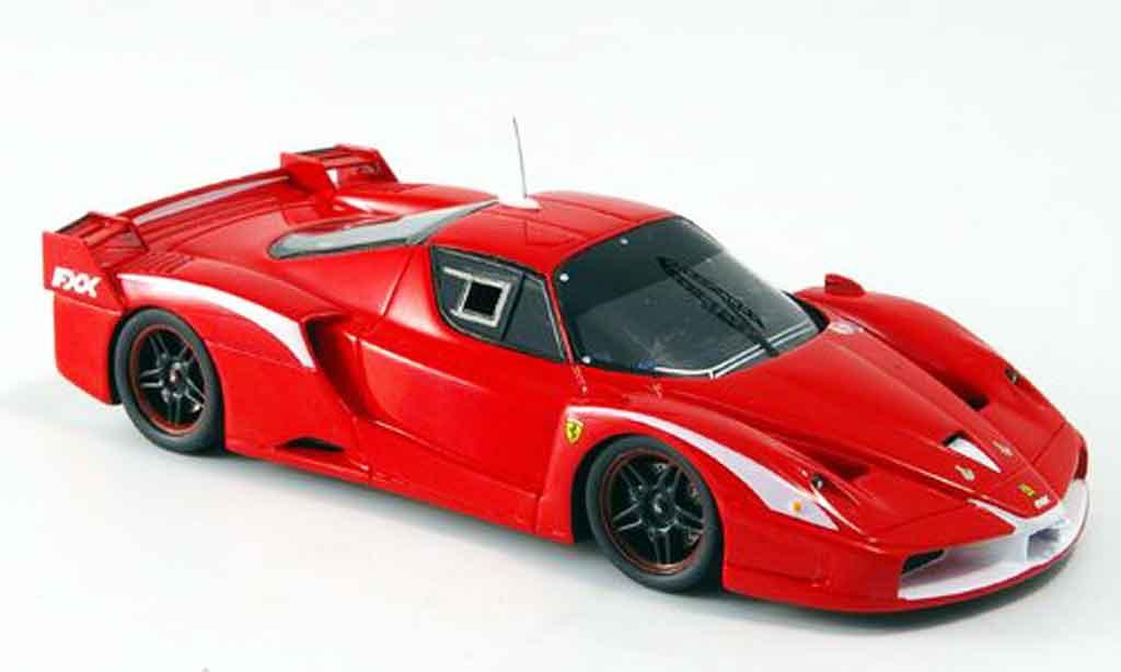 Ferrari Enzo FXX 1/43 Red Line evo 2007 diecast
