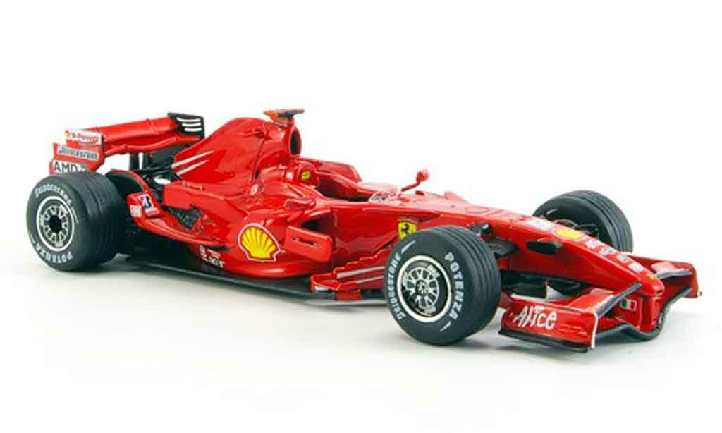 Ferrari F1 F2007 1/43 Red Line no.5 f. massa 2ter gp brasilien 2007 miniature