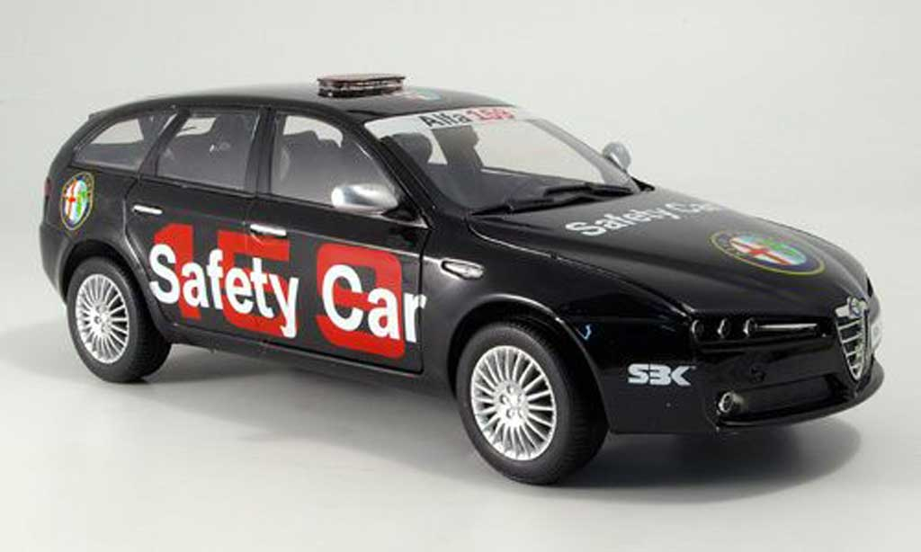 Alfa Romeo 159 1/18 Mondo Motors sportwagon, safety car, sbk 2007 miniature