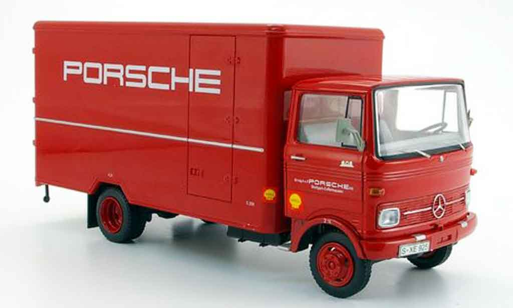 Mercedes LP 608 1/43 Schuco Porsche miniature
