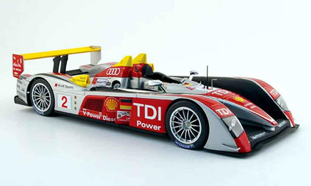 Audi R10 2008 1/18 Norev tdi mcnish/capello/kristensen le mans miniature