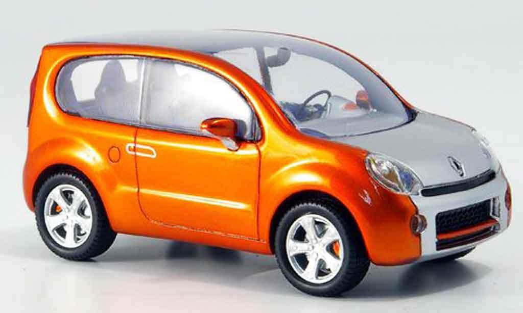 Renault Kangoo 1/43 Provence Moulage compact concept iaa frankfurt 2007 miniature