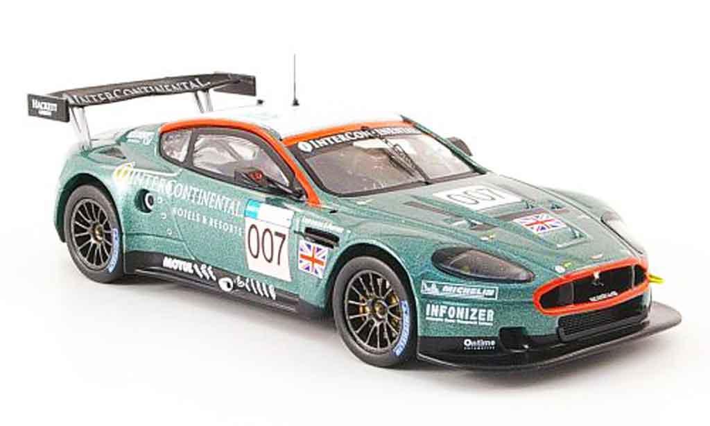 Aston Martin DBR9 1/43 IXO no.007 enge herbert kox le mans 2007 miniature