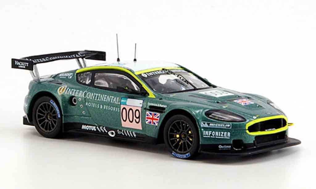 Aston Martin DBR9 1/43 IXO no.009 sieger gt1 klasse le mans 2007 miniature