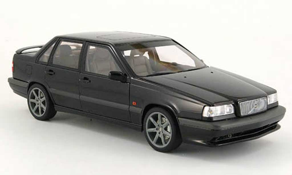 Volvo 850 Sedan 1/18 Autoart t-5r noire 1996 miniature