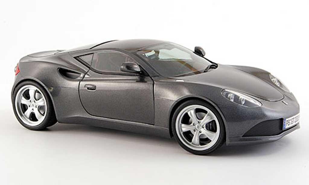 Artega GT 1/18 Revell grise anthrazit coupe 2007 miniature