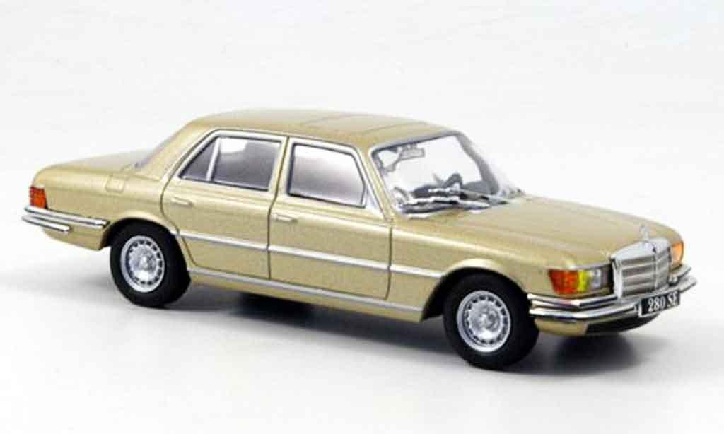 Mercedes 280 1972 1/43 WhiteBox SE or 1972 miniature