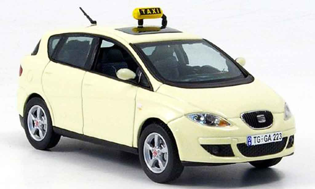 Seat Toledo 1/43 J Collection taxi deutschland miniature