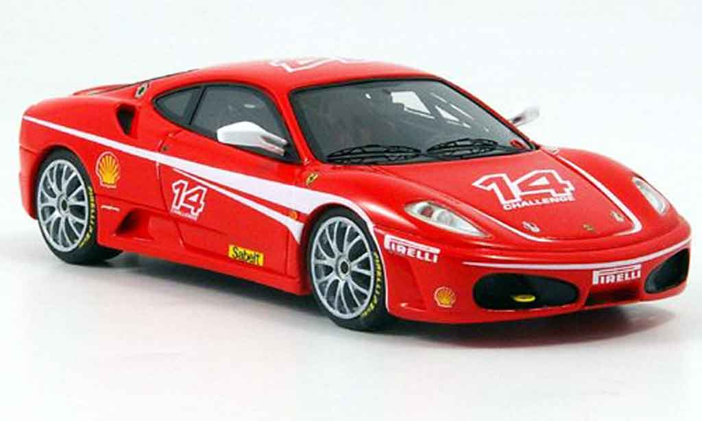Ferrari F430 Challenge 1/43 Look Smart no.14 miniature