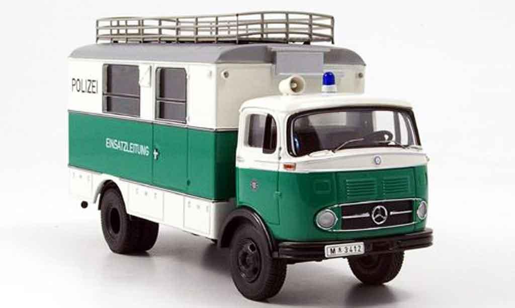 Porsche 911 1/43 Premium Cls LP911 police Fensterkoffer LKW miniature