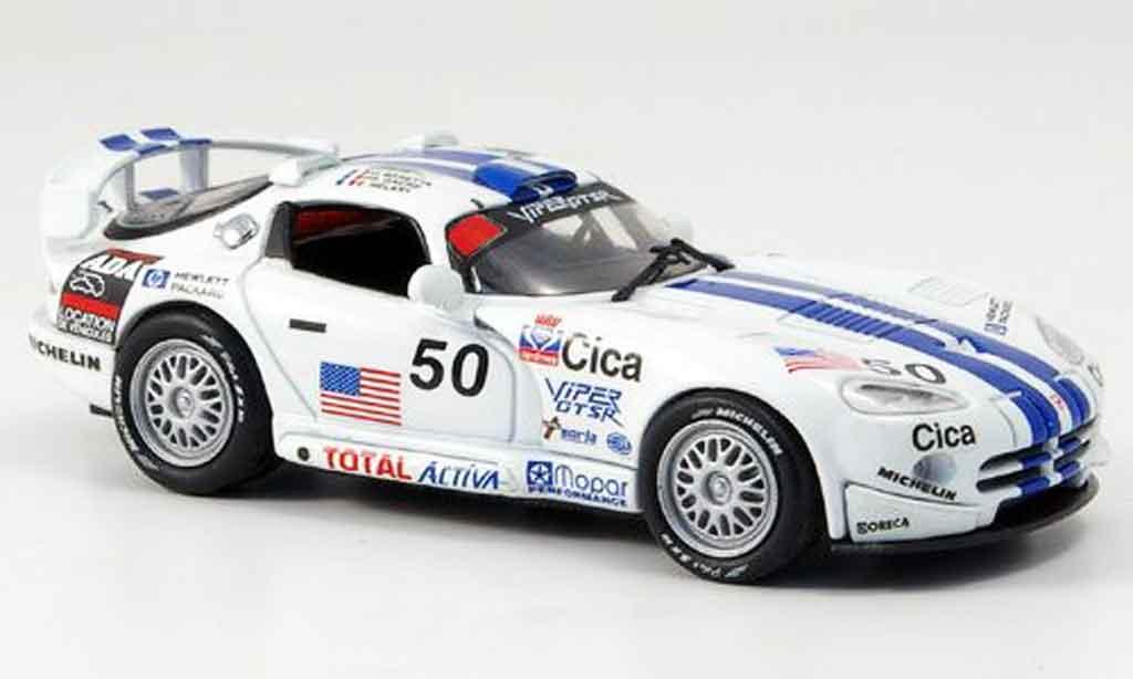 Dodge Viper GTS R 1/43 Eagle No.50 24h Le Mans 1996 miniature