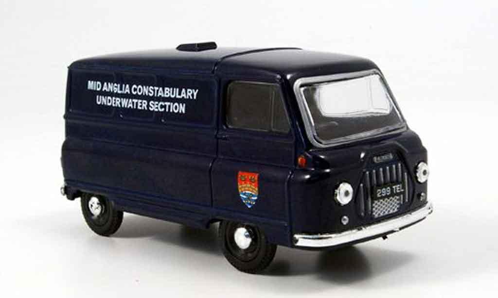 Morris J2 1/43 Oxford police Kasten Mid Anglia Constabulary miniature