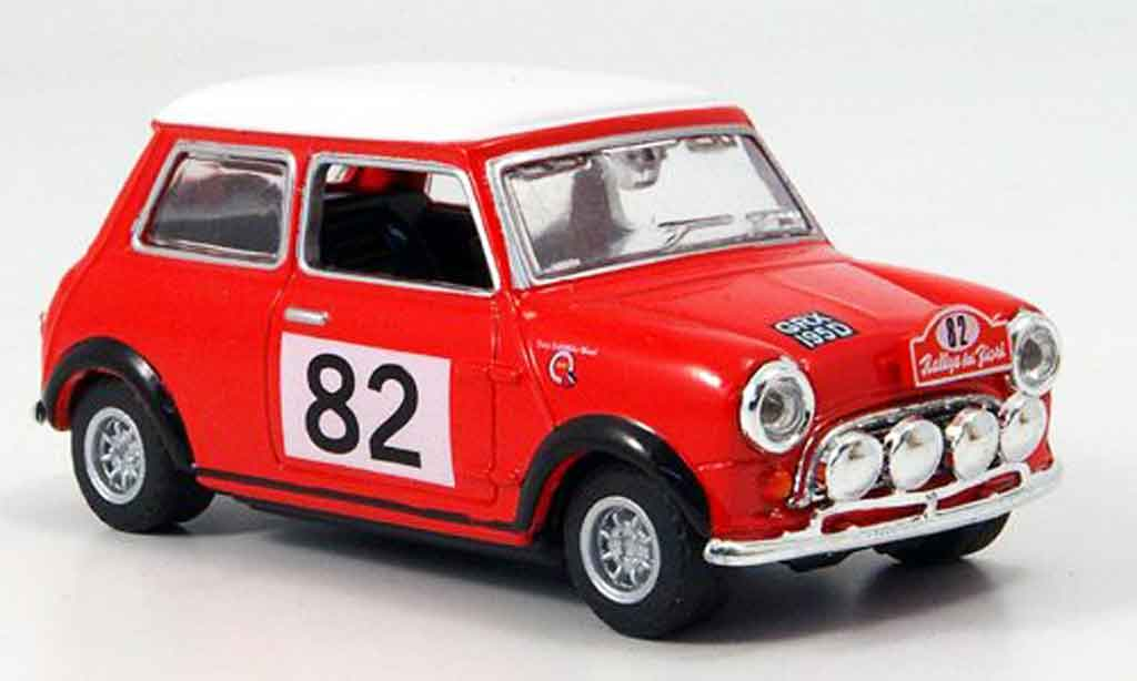 Austin Mini Rallye 1/43 Oxford No.82 Monte Carlo miniature