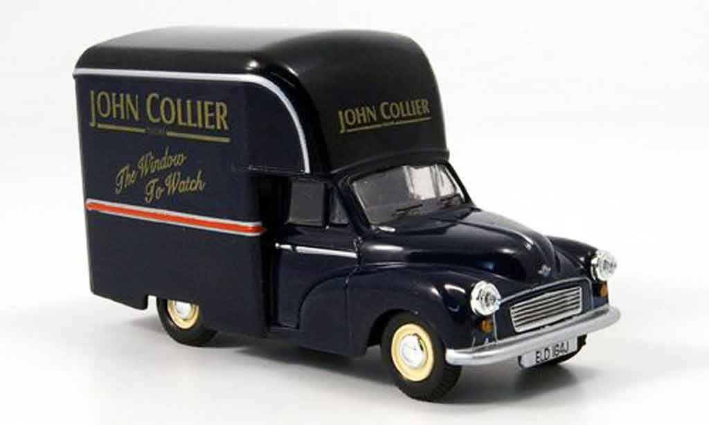 Morris Minor 1/43 Oxford Gown John Collier Hochdach Kastenwagen miniature
