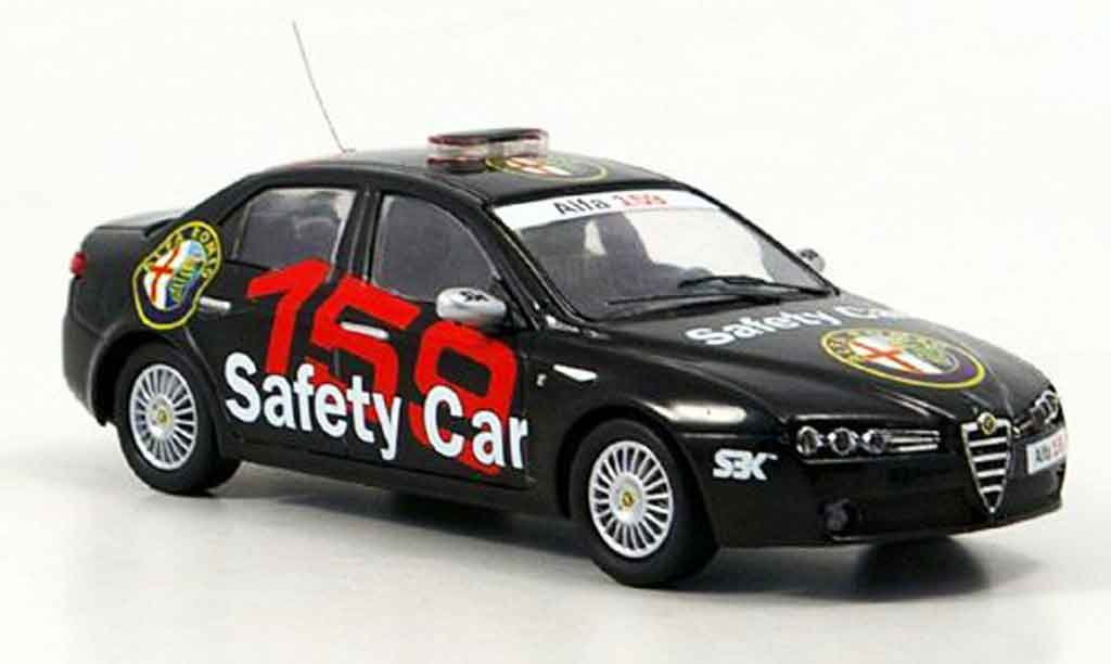 Alfa Romeo 159 1/43 M4 safety car superbike b quality 2007 diecast