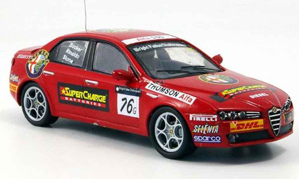 Alfa Romeo 159 1/43 M4 no.76 wps australien b quality 2007 diecast