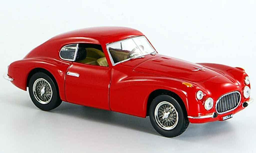 Fiat 8V 1/43 Norev red 1952 diecast