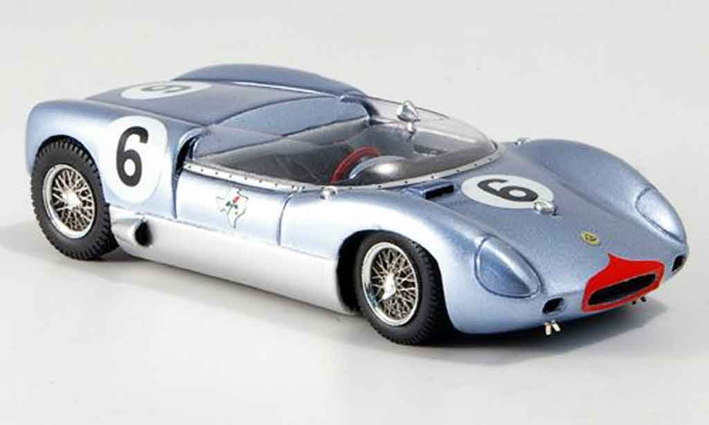 Lotus 19 1/43 Spark no.6 i.ireland sieger nassau 62 diecast model cars