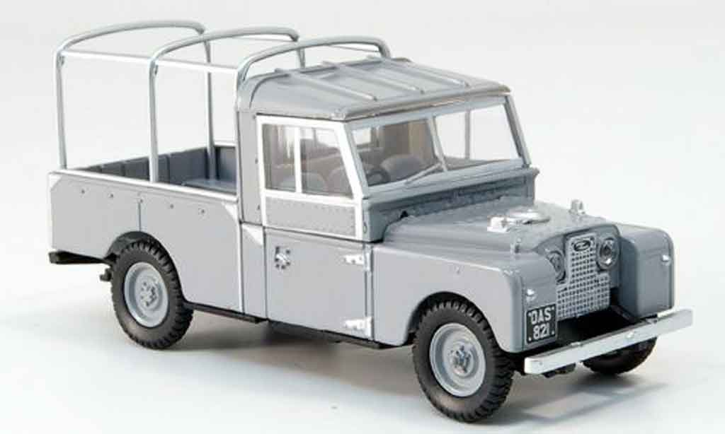 Land Rover 109 1/43 Oxford Pick Up verte miniature