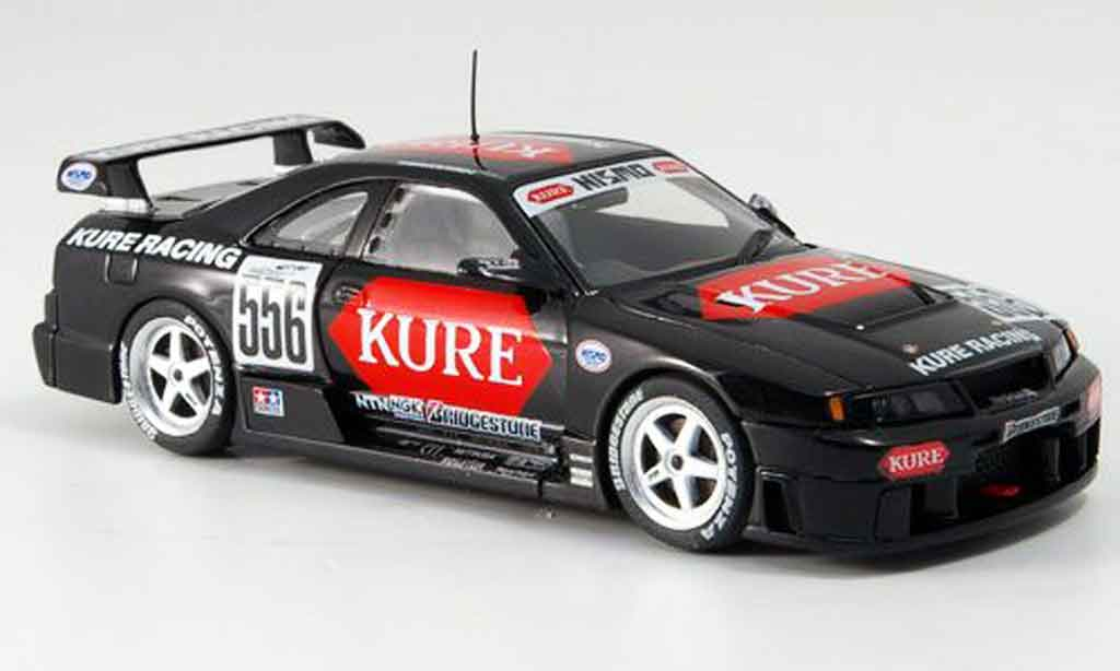 Nissan Skyline R33 1/43 Ebbro GT R  No.556 KURE JGTC 1996 miniature