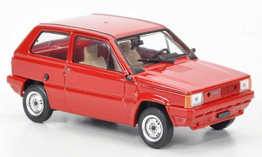 Fiat Panda 1/43 Brumm 45 Gr.2 No.283 Grappolo Rally dei Vini 1981 miniature