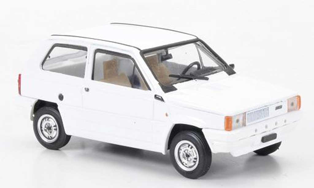 Fiat Panda 1/43 Brumm 30 Gr.A No.103 C.Galliano / G.Biondi Rally di San Remo 1982 miniature