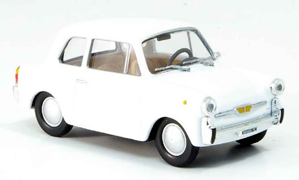 Autobianchi Bianchina 1/43 Edison Berlina white 1962 diecast
