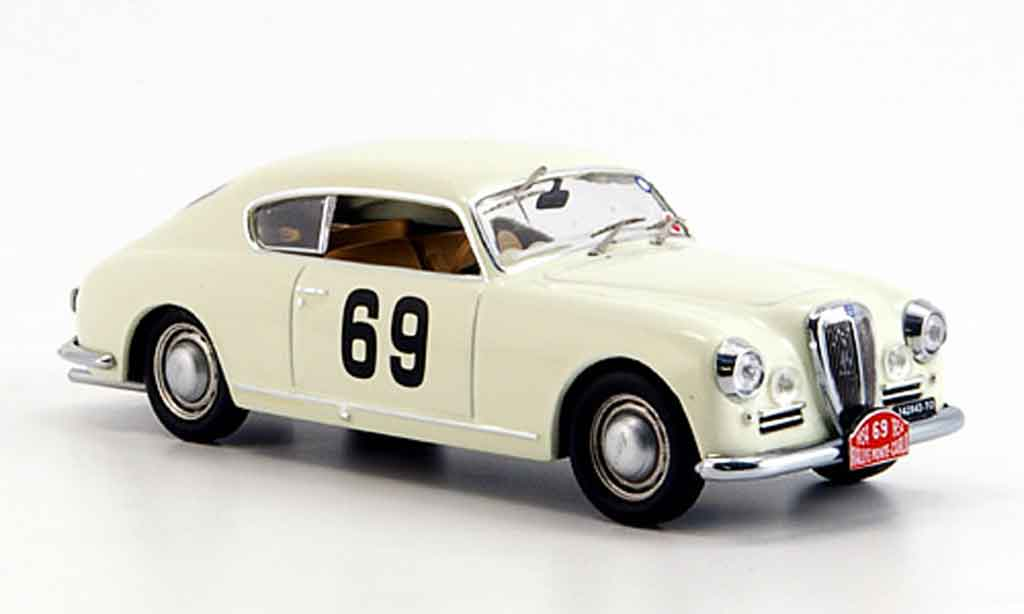 Lancia Aurelia B24 1/43 IXO gt no.69 rallye monte carlo 1954 miniature