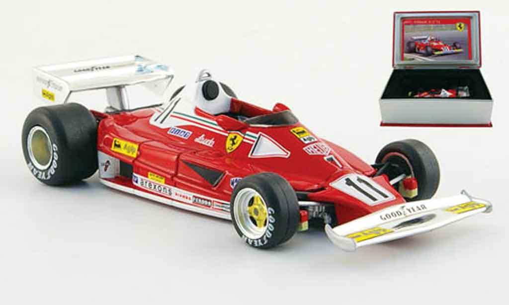 Ferrari 312 T2 1/43 IXO no.11 n.lauda sieger gp deutschland 1977 miniature