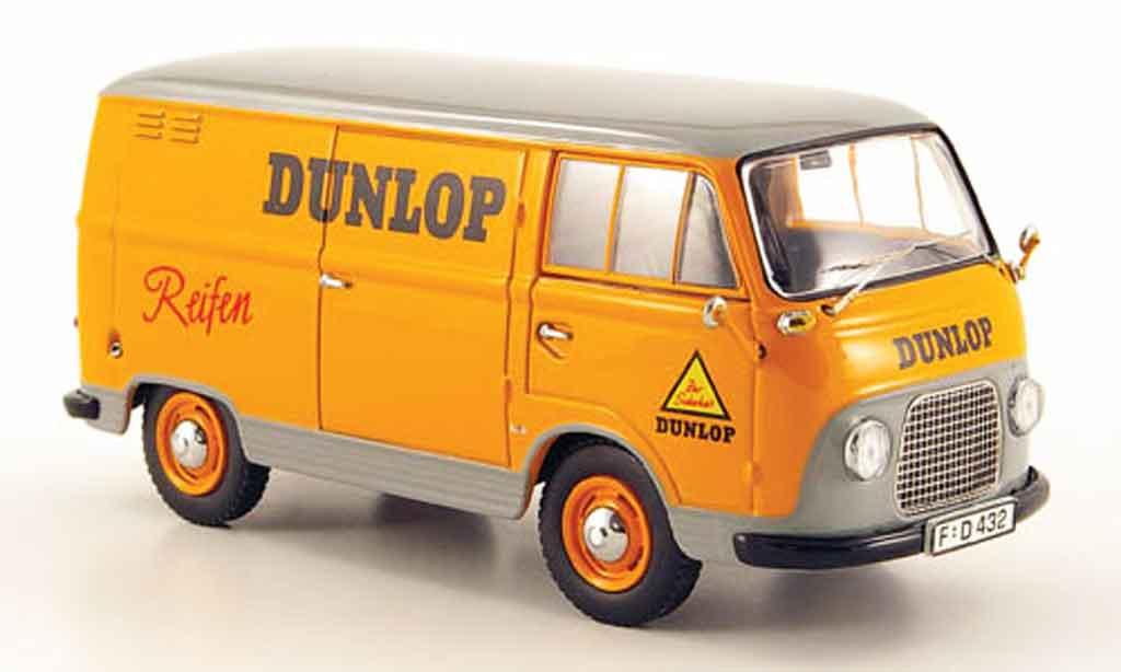 Ford Taunus 1/43 Schuco FK 1000 Dunlop miniature
