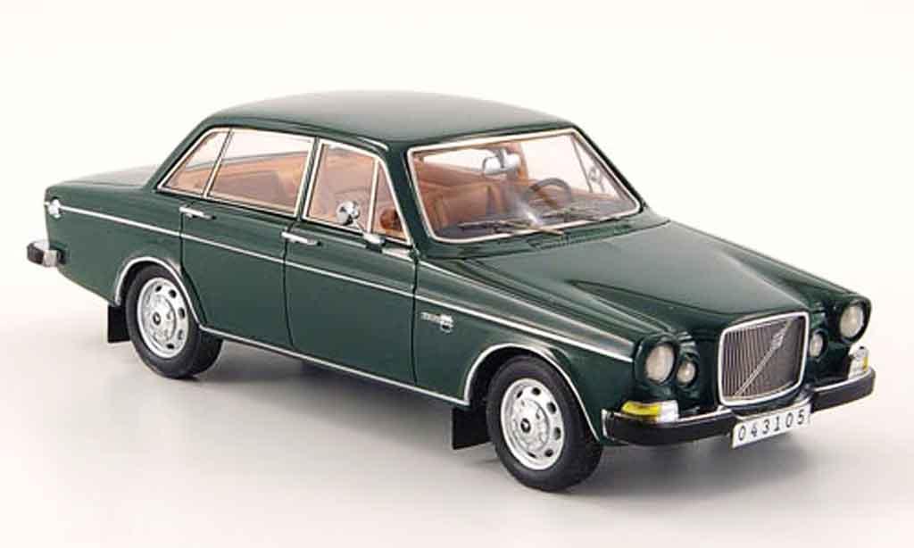 Volvo 164 1/43 Neo verte 1969 miniature