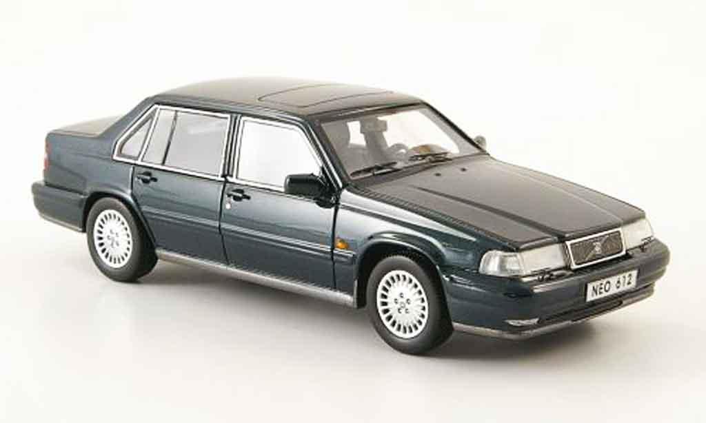 Volvo 960 1/43 Neo verte 1996 miniature