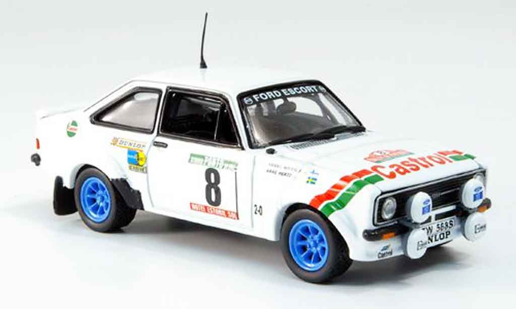 Ford Escort MK2 1/43 Vitesse No.8 Zweiter Portugal 1978 miniature