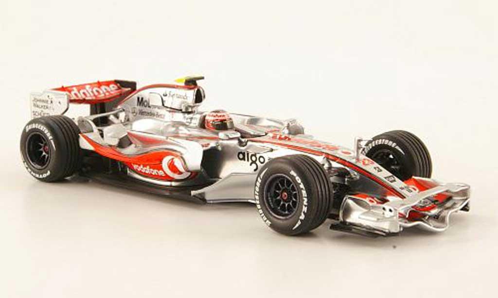 Mercedes F1 2008 1/43 Minichamps McLaren No.23 Vodafone Showcar