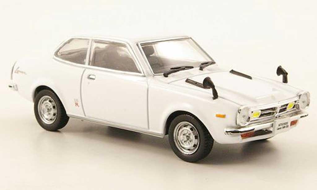 Mitsubishi Lancer 1/43 Norev 1600 GSR blanche 2-portes 1973 miniature