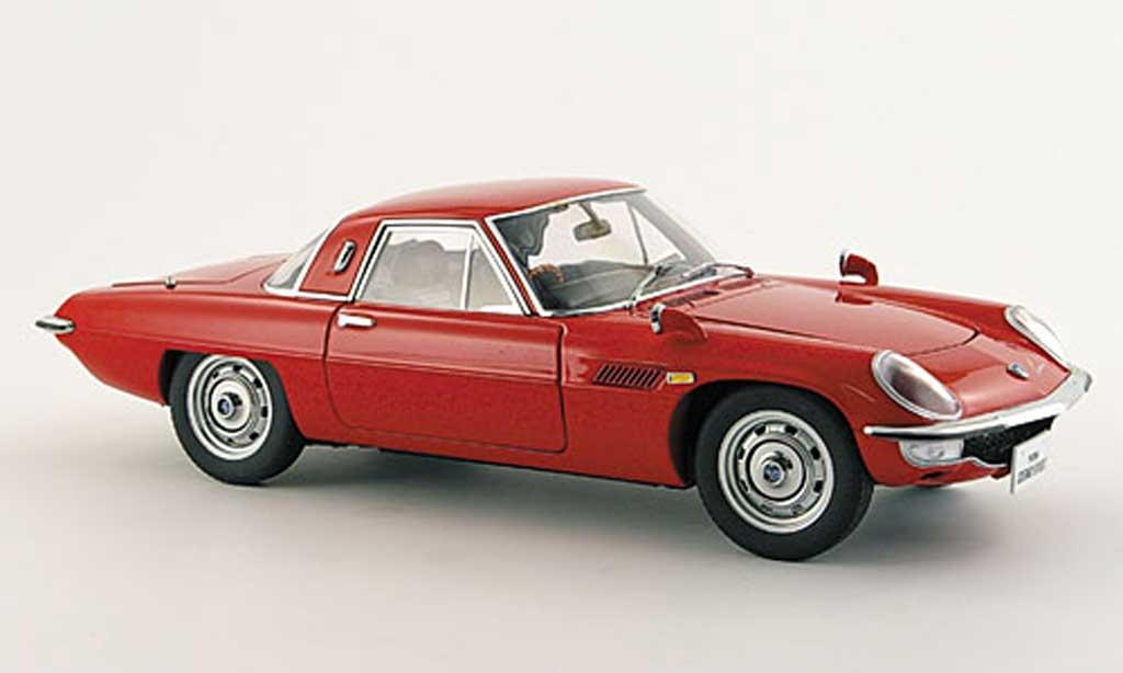 Mazda Cosmo 1/18 Autoart sport red diecast