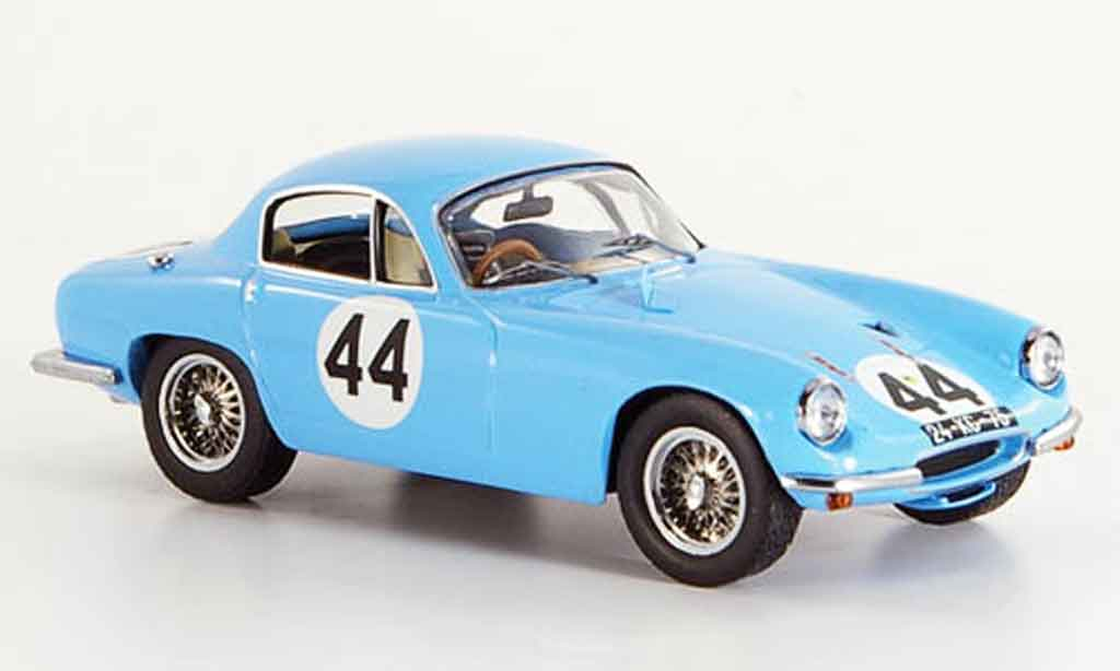 Lotus Elite 1/43 IXO no. 44 lm 1960 r.masson c.laurent 1960 miniature