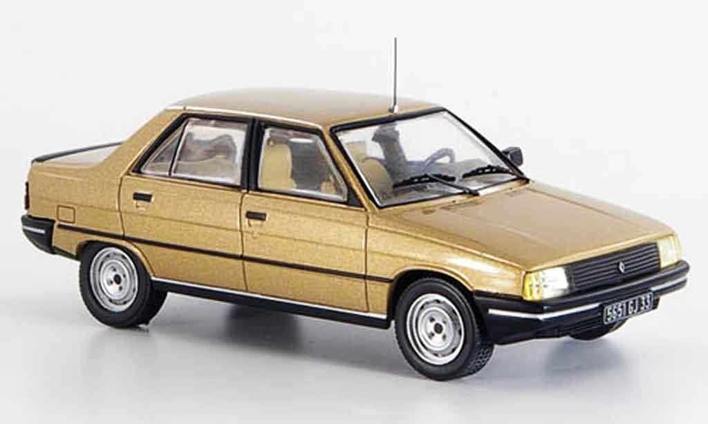 Renault 9 1/43 IXO gtl or 185 miniature