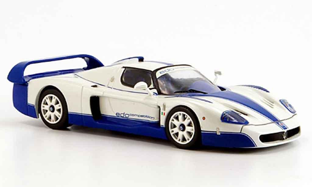 Maserati MC12 1/43 IXO r essen motor show 2005 diecast model cars