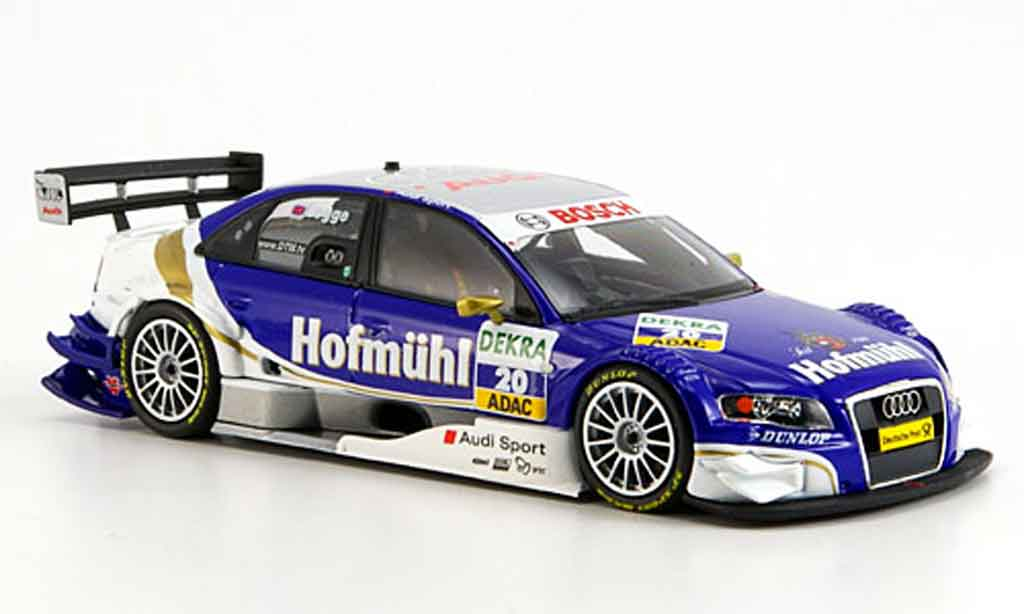 Audi A4 DTM 1/43 Minichamps LeggeFuturecom Team 2008 miniature