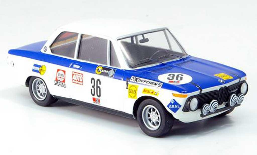 Bmw 2002 Ti 1/43 Trofeu No.36 Sieger 24 Std. Nurburgring 1970 Stuck/Schickentanz miniature