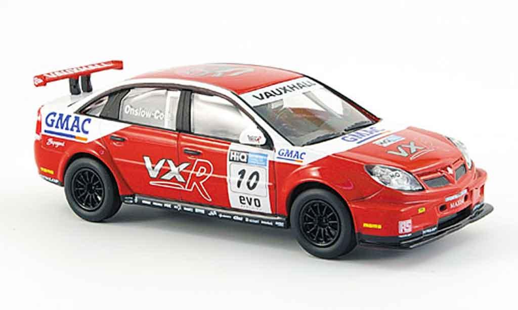Opel Vectra 1/43 Oxford No.10 Sieger BTCC Onslow Cole 2008 miniature